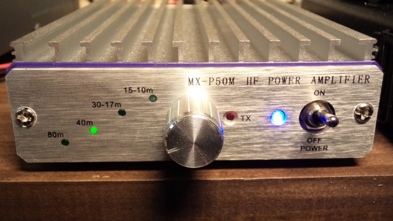 MX-P50M HF AMPLIFIER REVIEW  | VK2QR Adventures in Ham Radio